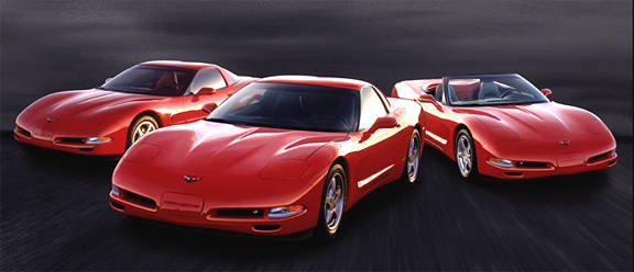 Chevrolet Corvette (picture update every month)